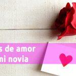 Cartas de amor para mi novia