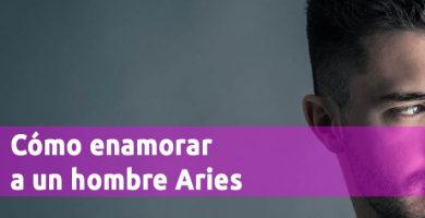 Cómo enamorar a un hombre Aries