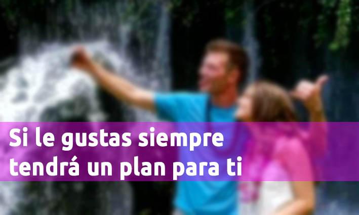 Si Le Gustas Siempre Tendrá Un Plan Para Ti