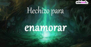 Hechizo Para Enamorar